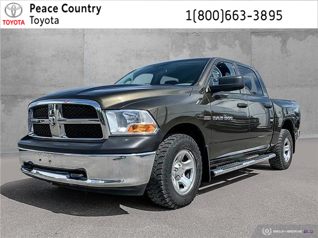2012 RAM 1500 ST (Stk: 4083A) in Vanderhoof - Image 1 of 25