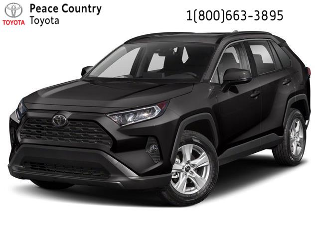 2020 Toyota RAV4 XLE (Stk: 20123) in Dawson Creek - Image 1 of 9