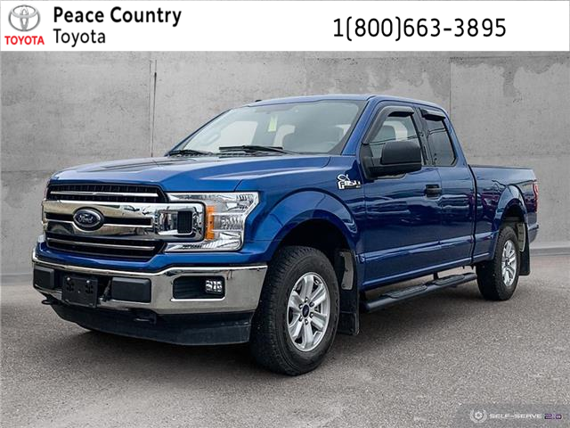 2018 Ford F-150 XLT (Stk: 20T112A) in Quesnel - Image 1 of 24