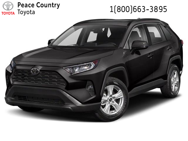 2020 Toyota RAV4 LE (Stk: 20122) in Dawson Creek - Image 1 of 9