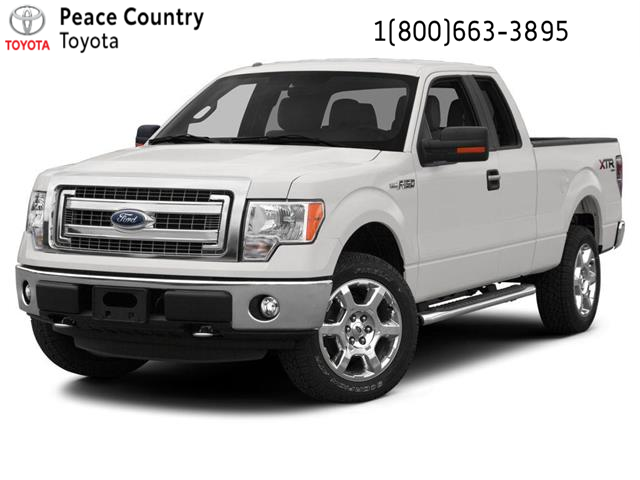 2013 Ford F-150  (Stk: 9833A) in Quesnel - Image 1 of 8