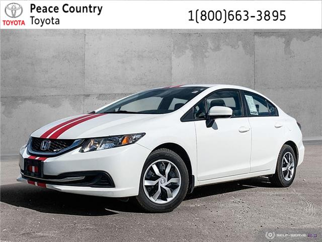 2014 Honda Civic LX (Stk: 2092A) in Dawson Creek - Image 1 of 25