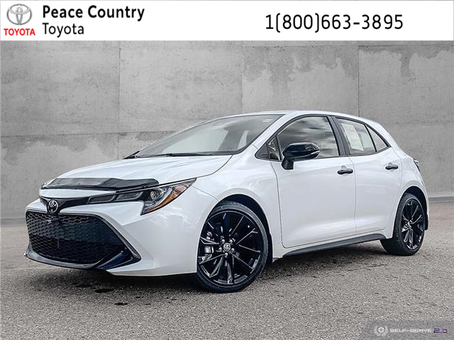 2020 Toyota Corolla Hatchback Base (Stk: 20107) in Dawson Creek - Image 1 of 25
