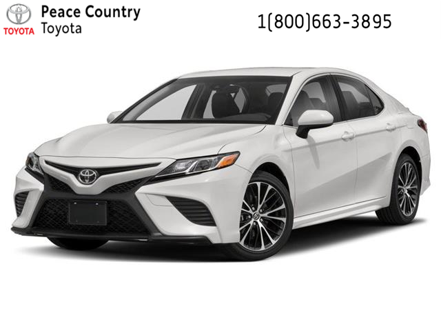 2020 Toyota Camry SE (Stk: 20115) in Dawson Creek - Image 1 of 9