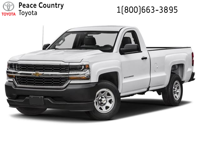2017 Chevrolet Silverado 1500  (Stk: 20T221A) in Williams Lake - Image 1 of 8