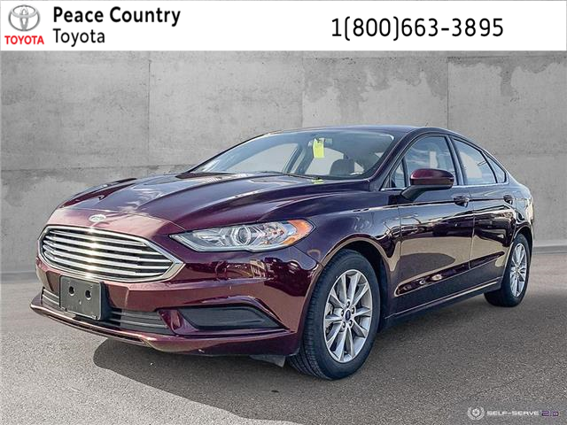 2017 Ford Fusion S (Stk: 9859) in Quesnel - Image 1 of 25