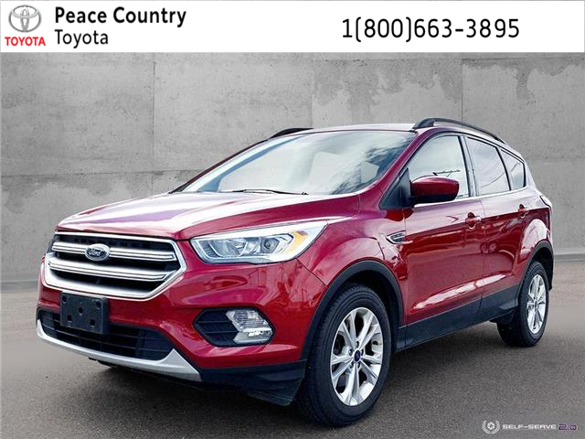 2017 Ford Escape SE (Stk: 20T010A) in Quesnel - Image 1 of 25
