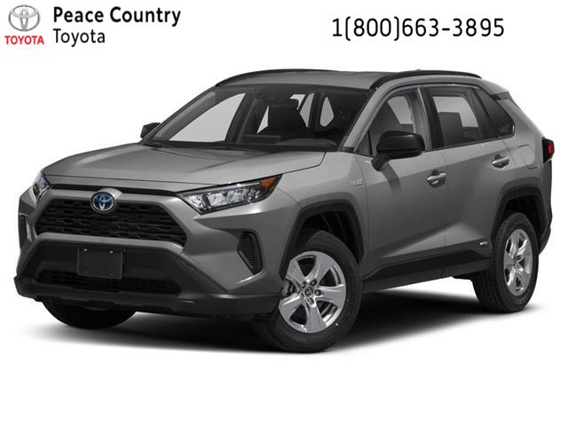 2020 Toyota RAV4 LE (Stk: 20148) in Dawson Creek - Image 1 of 9