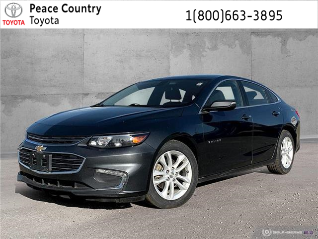 2017 Chevrolet Malibu 1LT (Stk: PO1904) in Dawson Creek - Image 1 of 25