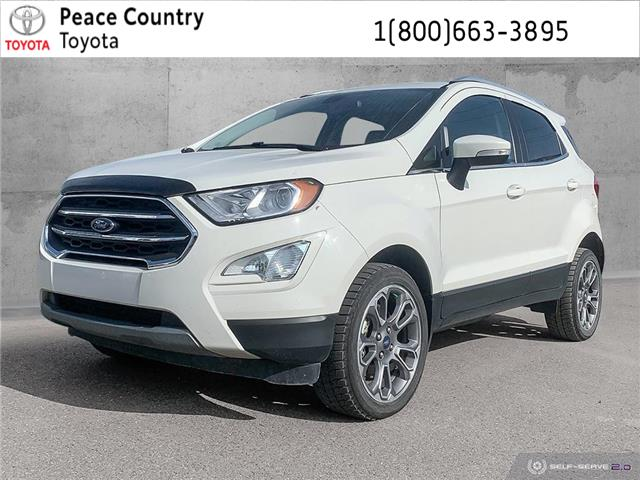 2018 Ford EcoSport Titanium (Stk: 4845A) in Vanderhoof - Image 1 of 24