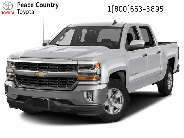 2017 Chevrolet Silverado 1500 LT (Stk: 20058A) in Quesnel - Image 1 of 9