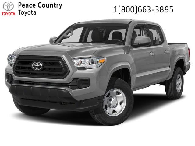 2020 Toyota Tacoma Base (Stk: 20151) in Dawson Creek - Image 1 of 9