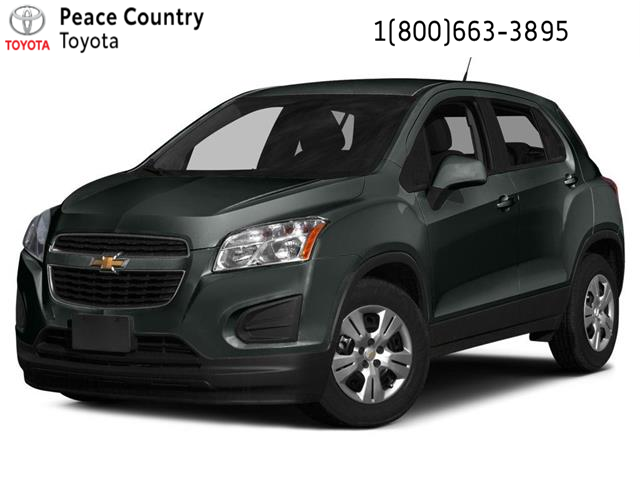2014 Chevrolet Trax 1LT (Stk: 9750A) in Williams Lake - Image 1 of 10