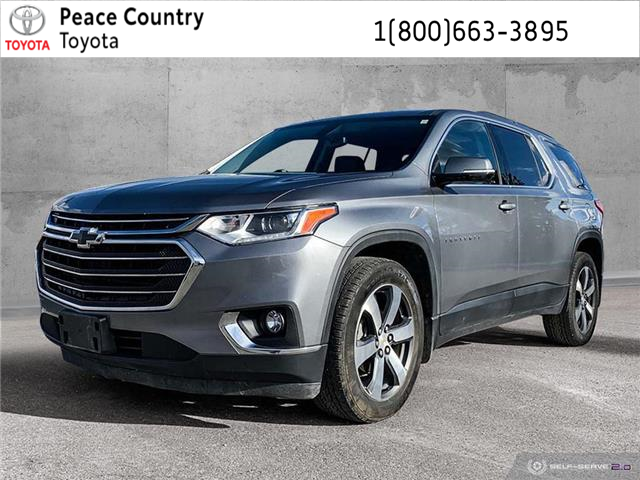 2019 Chevrolet Traverse 3LT (Stk: 4815A) in Vanderhoof - Image 1 of 25