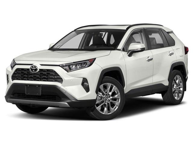 2021 Toyota RAV4 Limited (Stk: 2107) in Dawson Creek - Image 1 of 9
