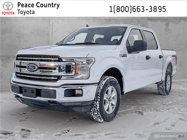 2020 Ford F-150 XLT (Stk: 9870) in Quesnel - Image 1 of 25