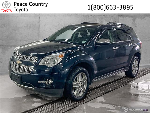 2015 Chevrolet Equinox LTZ (Stk: 9763) in Williams Lake - Image 1 of 24