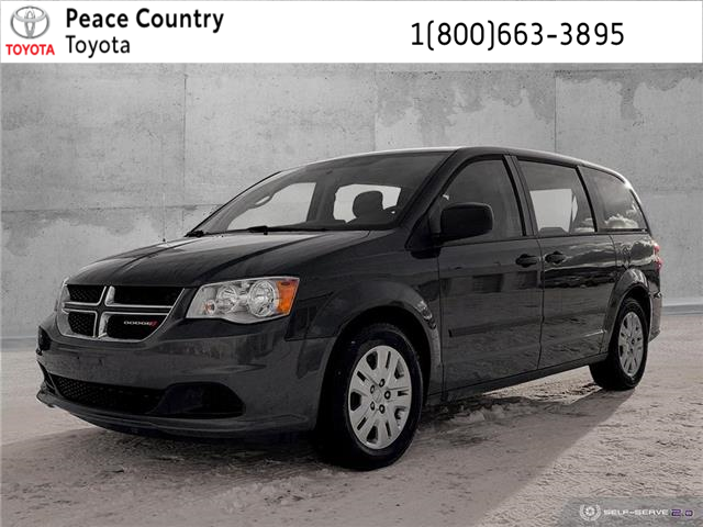 2016 Dodge Grand Caravan SE/SXT (Stk: 20123A) in Dawson Creek - Image 1 of 25