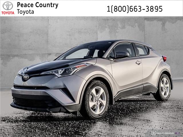 2019 Toyota C-HR Base (Stk: 1932) in Dawson Creek - Image 1 of 25