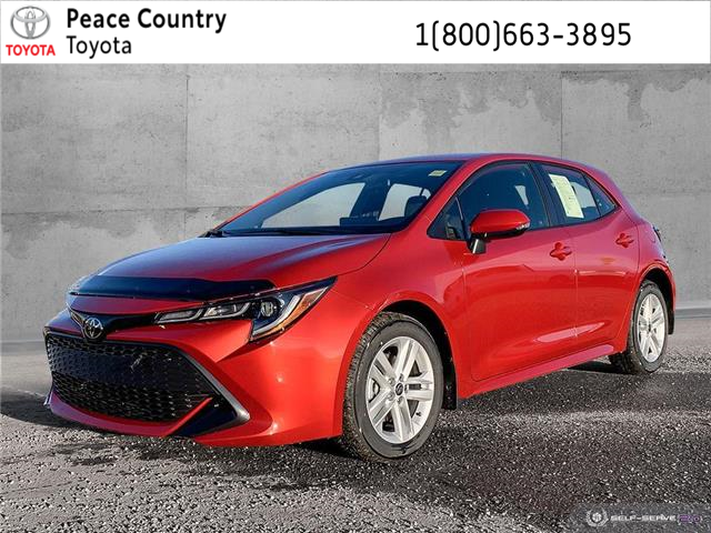 2020 Toyota Corolla Hatchback Base (Stk: 20116) in Dawson Creek - Image 1 of 24