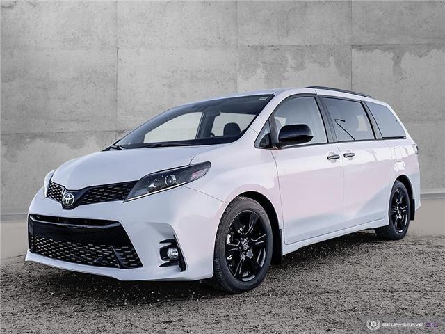 2020 Toyota Sienna SE 8-Passenger (Stk: 2023) in Dawson Creek - Image 1 of 25