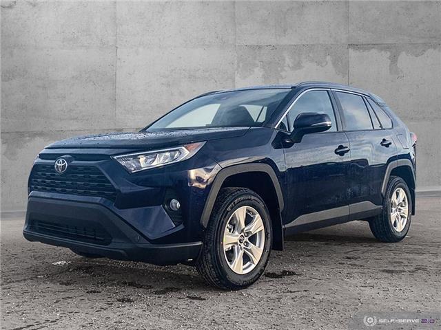 2021 Toyota RAV4 XLE (Stk: 2130) in Dawson Creek - Image 1 of 25