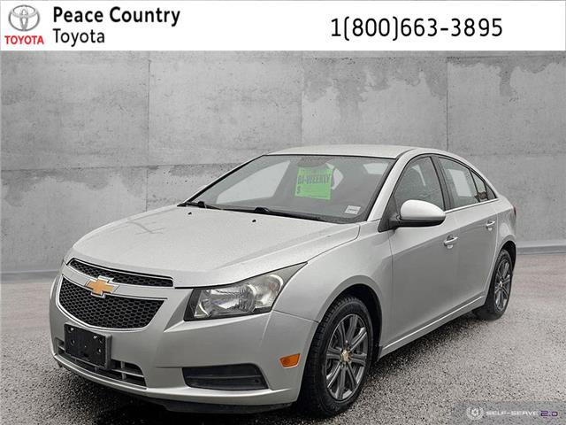 2013 Chevrolet Cruze LT Turbo (Stk: 20T118B) in Williams Lake - Image 1 of 2