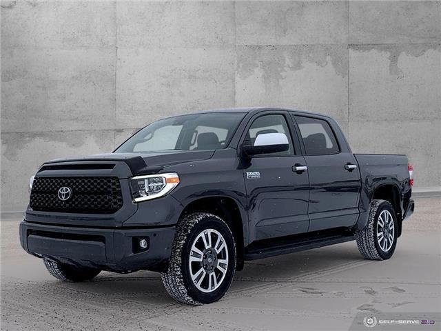 2021 Toyota Tundra Platinum (Stk: 2137) in Dawson Creek - Image 1 of 25