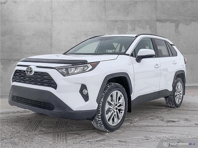 2021 Toyota RAV4 XLE (Stk: 2131) in Dawson Creek - Image 1 of 25