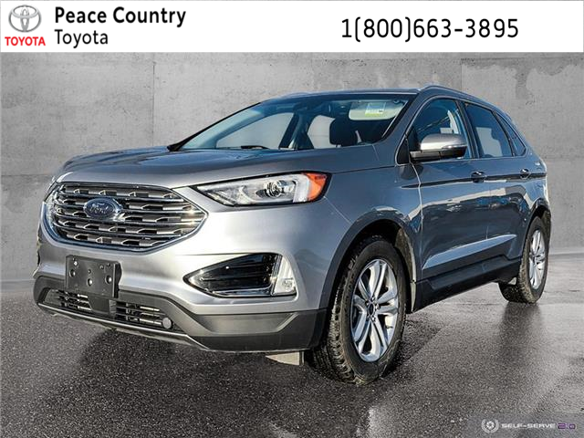 2020 Ford Edge SEL (Stk: 9881) in Quesnel - Image 1 of 25