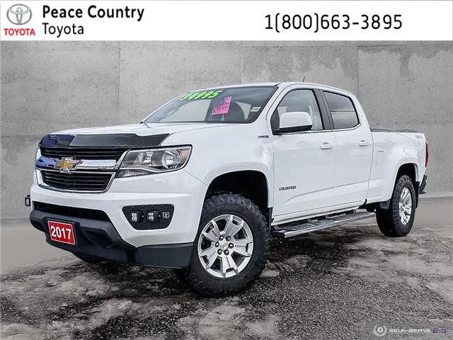 2017 Chevrolet Colorado LT (Stk: 21020A) in Quesnel - Image 1 of 25
