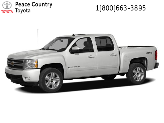 2007 Chevrolet Silverado 1500 Next Generation  (Stk: 21T053B) in Williams Lake - Image 1 of 2