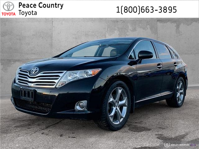 2010 Toyota Venza Base V6 (Stk: 21T004B) in Quesnel - Image 1 of 25