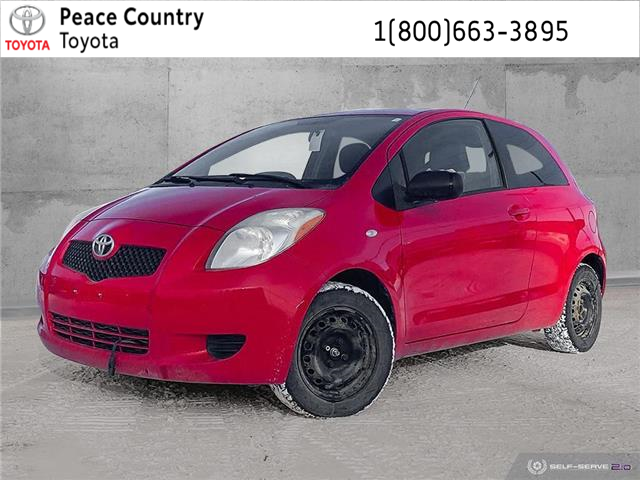 2007 Toyota Yaris  (Stk: 4909A) in Vanderhoof - Image 1 of 19