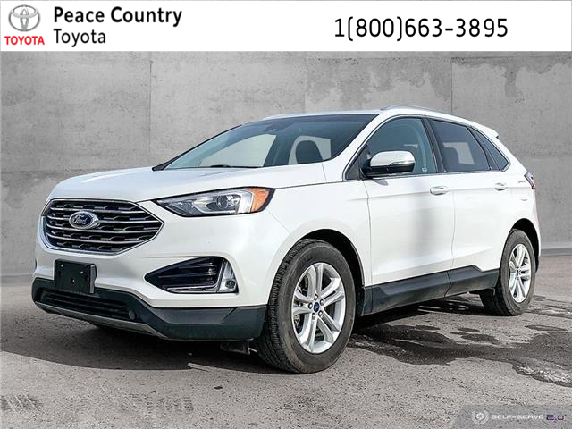 2020 Ford Edge SEL (Stk: 4934A) in Vanderhoof - Image 1 of 23