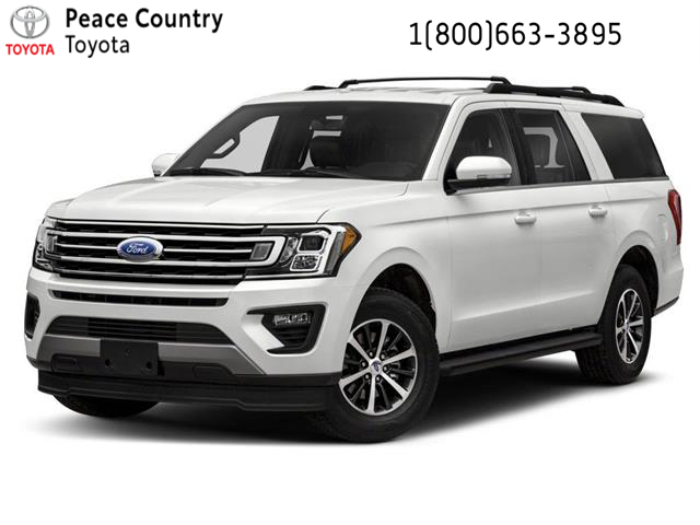 2018 Ford Expedition Max Limited (Stk: 4938A) in Vanderhoof - Image 1 of 9