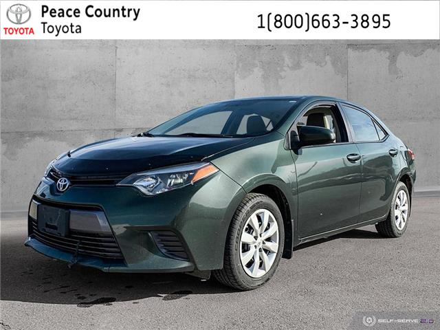 2016 Toyota Corolla LE (Stk: 9904) in Quesnel - Image 1 of 24