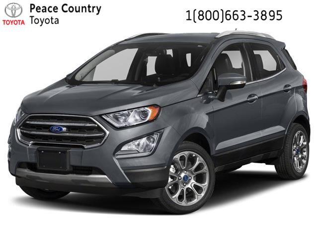 2018 Ford EcoSport SE (Stk: 9908) in Quesnel - Image 1 of 9