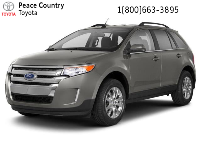 2013 Ford Edge SEL (Stk: 4971A) in Vanderhoof - Image 1 of 7