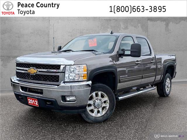 2012 Chevrolet Silverado 3500HD LTZ (Stk: 21046A) in Quesnel - Image 1 of 24