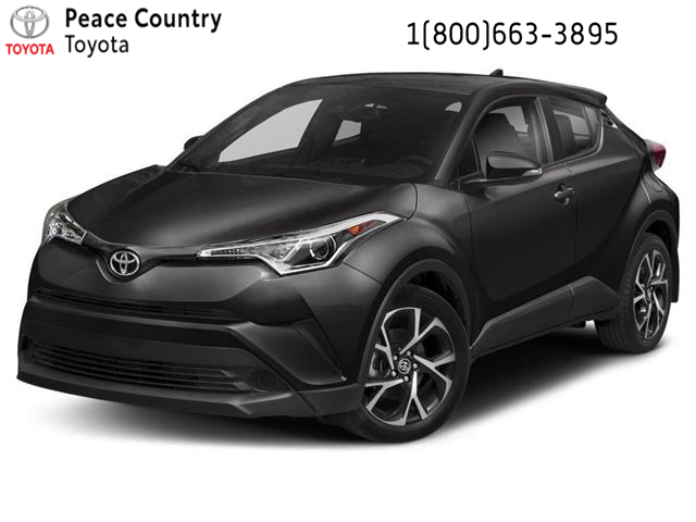 2019 Toyota C-HR Base (Stk: 1931) in Dawson Creek - Image 1 of 8