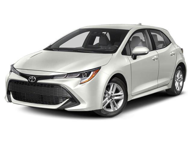 2020 Toyota Corolla Hatchback Base (Stk: 20107) in Dawson Creek - Image 1 of 9