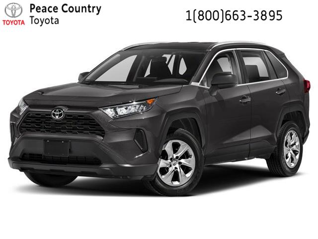 2021 Toyota RAV4 LE (Stk: 2111) in Dawson Creek - Image 1 of 9