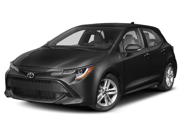 2021 Toyota Corolla Hatchback Base (Stk: 2140) in Dawson Creek - Image 1 of 9
