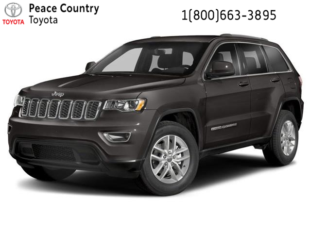 2021 Jeep Grand Cherokee Laredo (Stk: 2173A) in Dawson Creek - Image 1 of 9