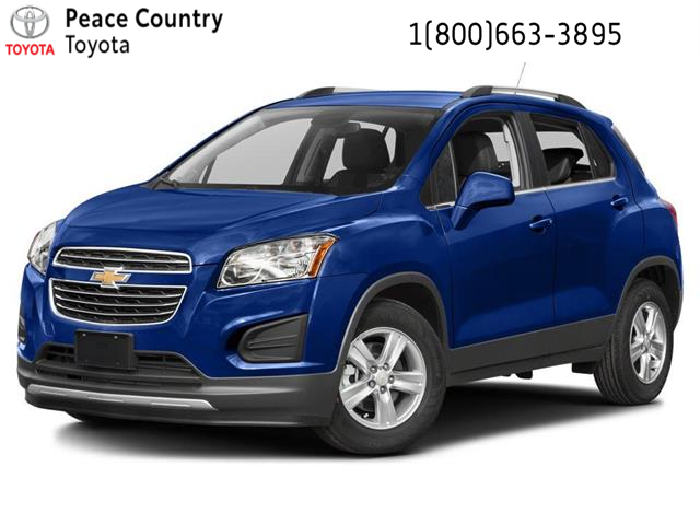 2016 Chevrolet Trax LT (Stk: 20T193A) in Williams Lake - Image 1 of 9