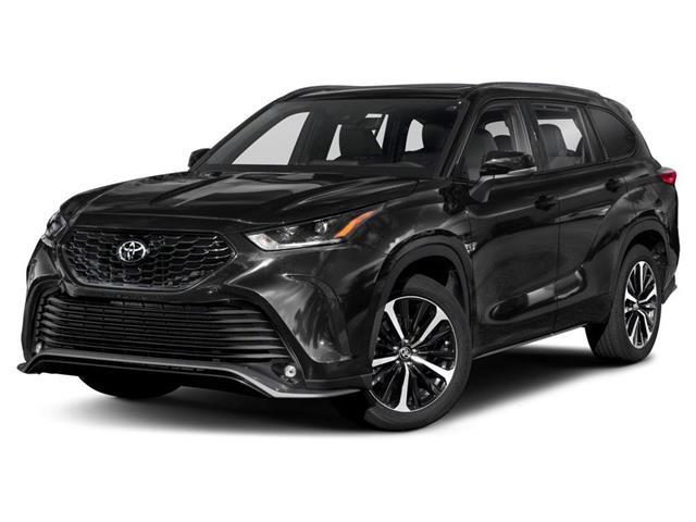 2021 Toyota Highlander XSE (Stk: 2190) in Dawson Creek - Image 1 of 9