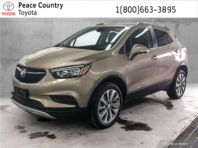 2018 Buick Encore Preferred (Stk: 21T118A) in Williams Lake - Image 1 of 23
