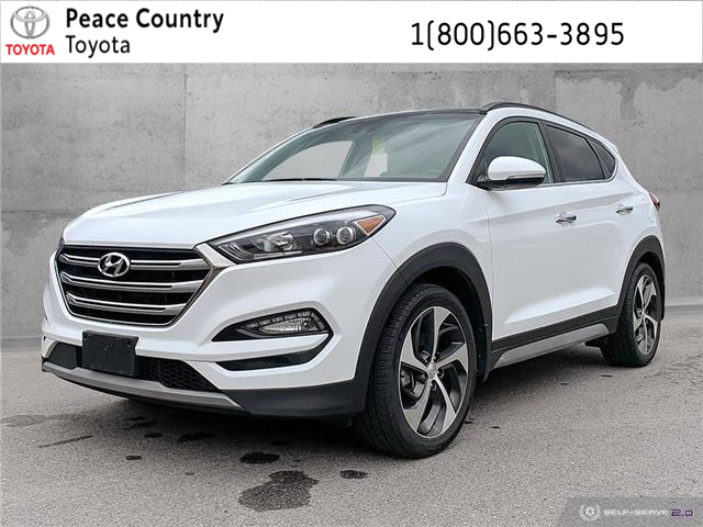 2018 Hyundai Tucson Ultimate 1.6T (Stk: 9933) in Quesnel - Image 1 of 23