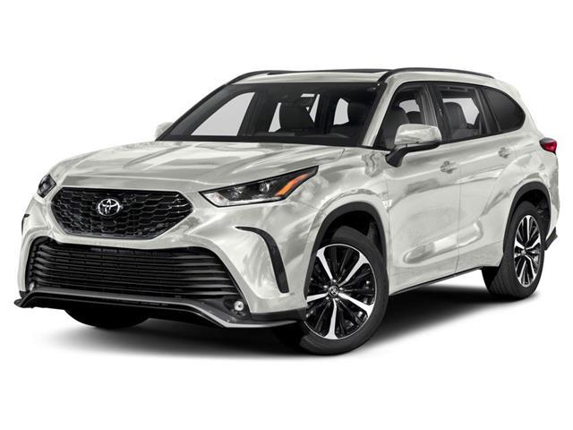 2021 Toyota Highlander XSE (Stk: 21103) in Dawson Creek - Image 1 of 9